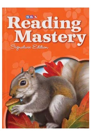 Reading Mastery: Reading/Literature Strand - Grade 1: Workbook A