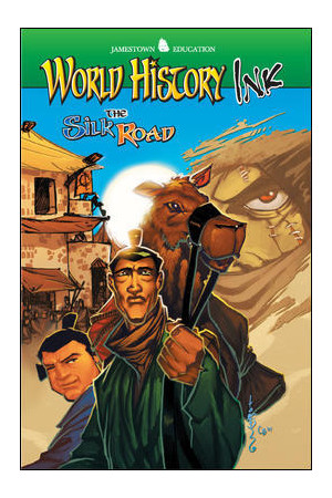 World History Ink Series - The Silk Road