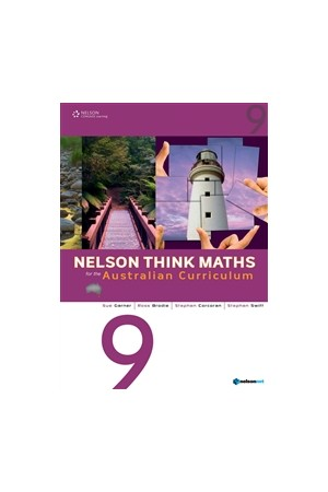 Nelson Think Maths For The Australian Curriculum - Year 9
