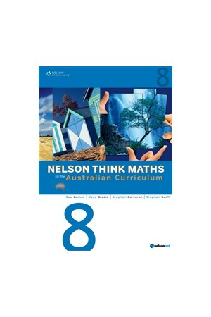 Nelson Think Maths For The Australian Curriculum - Year 8