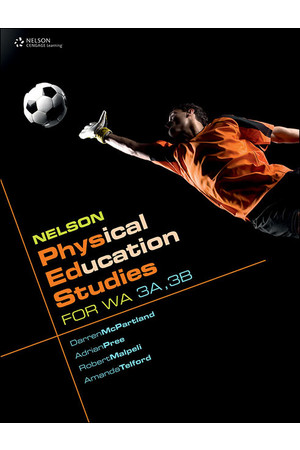 Nelson Physical Education Studies for WA - 3A/3B
