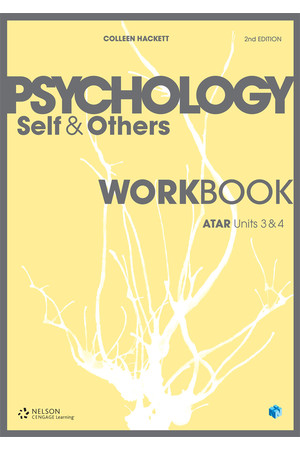 Psychology: Self and Others - Units 3 & 4: Workbook