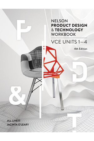 Nelson Product Design & Technology VCE - Units 1-4: Workbook