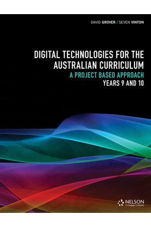 Digital Technologies for the Australian Curriculum - Years 9 & 10: Workbook