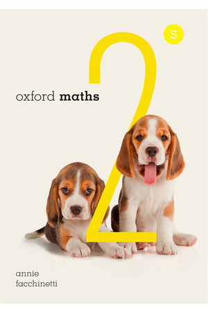 Oxford Maths Student & Assessment Book - Year 2