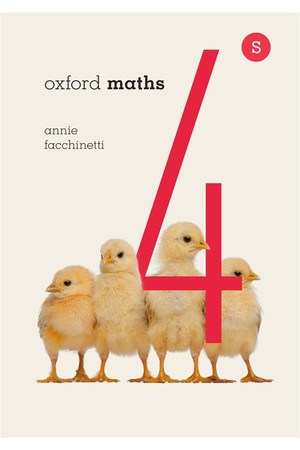 Oxford Maths Student & Assessment Book - Year 4
