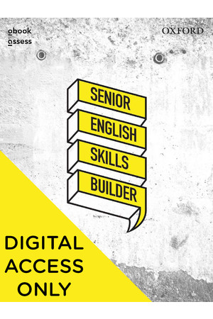 Senior English Skills Builder - Student obook/assess (Digital Access Only)
