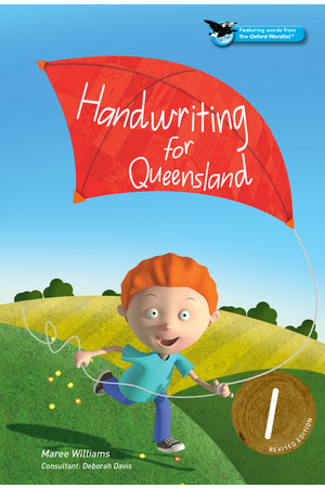 Oxford Handwriting for Queensland - Year 1