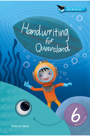 Oxford Handwriting for Queensland - Year 6