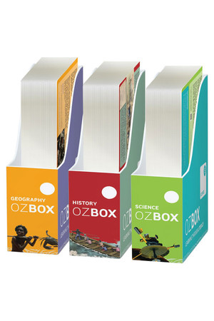 OZBOX: Learning Through Literacy - Year 6