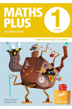 Maths Plus NSW Syllabus - Student & Assessment Book: Year 1