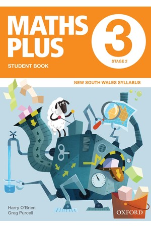 Maths Plus NSW Syllabus - Student & Assessment Book: Year 3