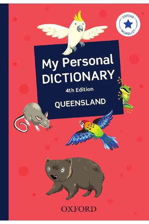 My Personal Dictionary (4th Edition) - Queensland