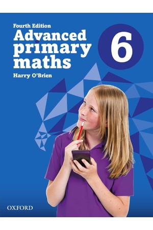 Advanced Primary Maths 6 - Australian Curriculum Edition (Fourth Edition)