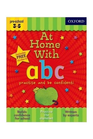 At Home With - Ages 3-5: ABC