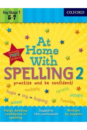 At Home With - Ages 5-7: Spelling 2