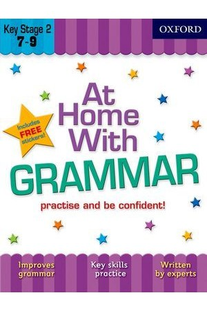 At Home With - Ages 7-9: Grammar