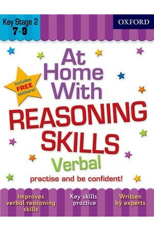 At Home With - Ages 7-9: Reasoning Skills (Verbal)