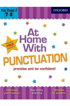 At Home With - Ages 7-9: Punctuation