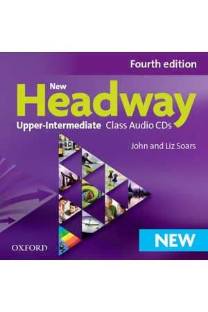 New Headway Upper-Intermediate Class Audio CDs