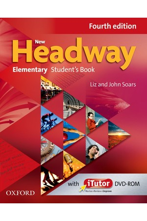New Headway Elementary Student's Book with iTutor Pack