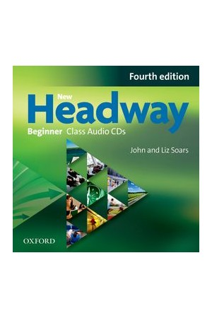 New Headway Beginner Class Audio CD