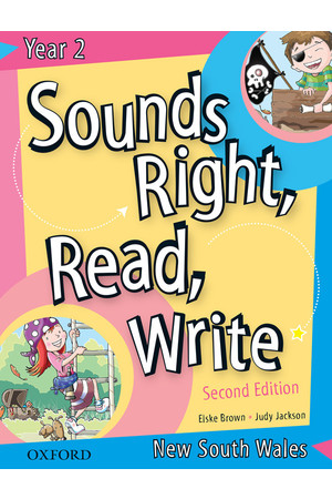 Sounds Right, Read, Write - New South Wales: Year 2
