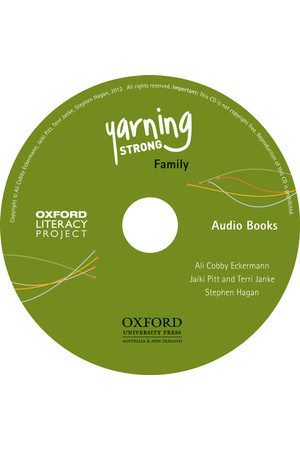 Yarning Strong - Audio CD: Family