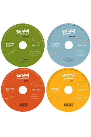 Yarning Strong - Audio CD: Value Pack