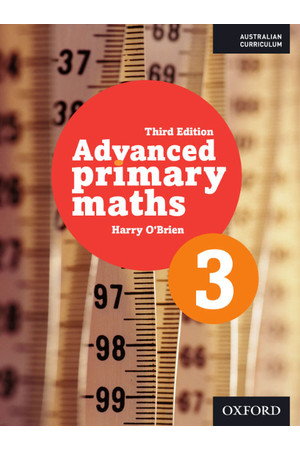 Advanced Primary Maths - Year 3