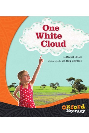 Oxford Literacy Guided Reading - Levels 1-2 Non-Fiction: One White Cloud (Single Book)