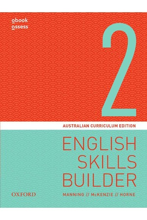 English Skills Builder 2 - Australian Curriculum Edition: Student Book + obook/assess (Print & Digital)