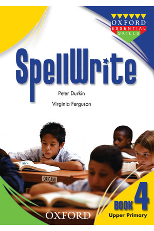 SpellWrite - Book 4: Upper Primary