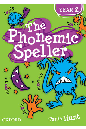 The Phonemic Speller - Year 2