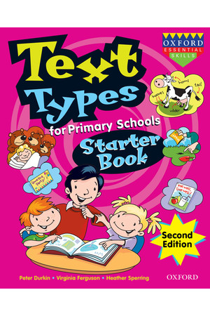 Text Types for Primary Schools - Starter
