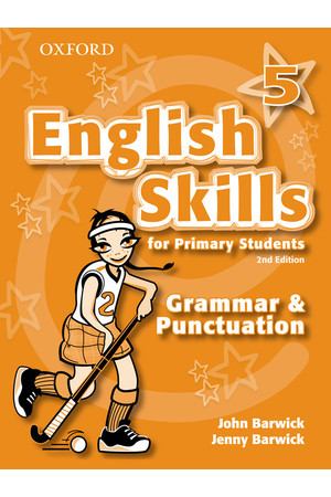 English Skills for Primary Students - Grammar & Punctuation: Year 5