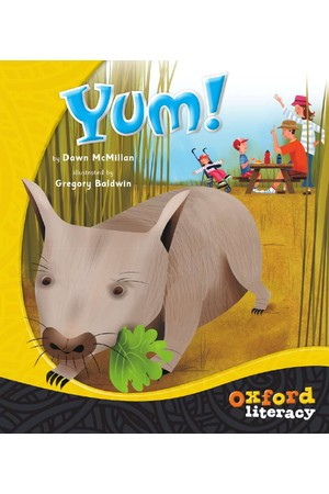 Oxford Literacy Guided Reading – Level 3 Fiction: Yum! (Single Book)