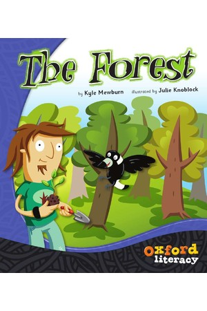 Oxford Literacy Guided Reading – Level 14 Fiction: The Forest (Single Book)