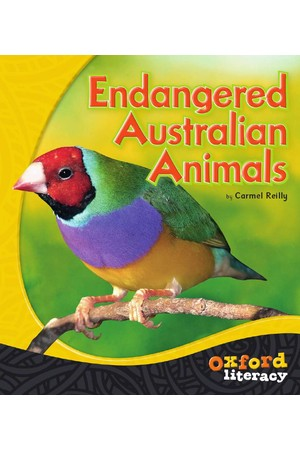 Oxford Literacy Guided Reading – Level 12-14 Non-Fiction: Endangered Australian Animals (Single Book)
