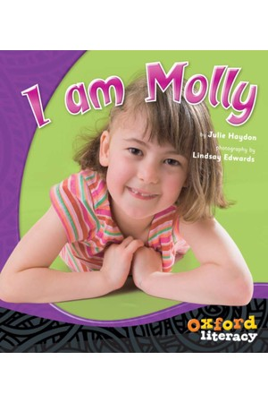 Oxford Literacy Guided Reading - Levels 1-2 Non-Fiction: I am Molly (Pack of 6)