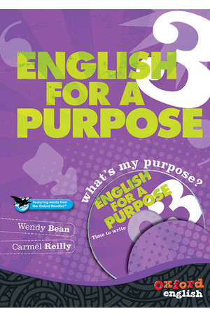 English for a Purpose - Year 3