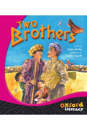 Oxford Literacy Guided Reading – Level 2 Fiction: Two Brothers (Single Book)