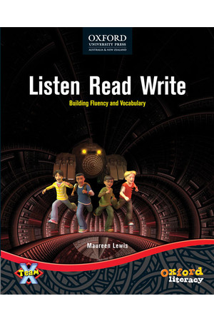 Listen, Read, Write: Building Fluency and Vocabulary