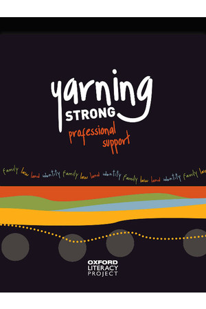 Yarning Strong - Professional Support Teaching Guide