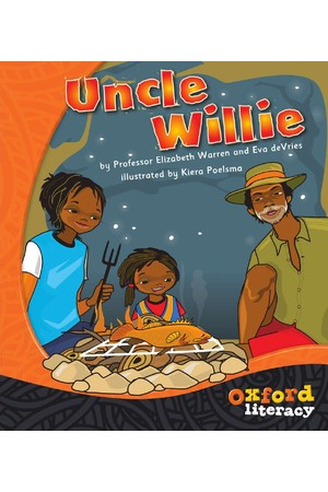 Oxford Literacy Guided Reading – Level 16 Fiction: Uncle Willie (Single Book)