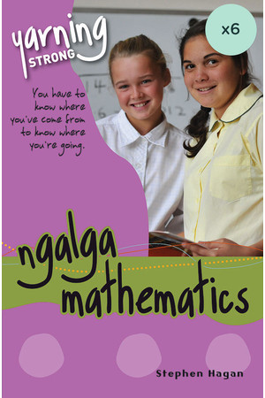 Yarning Strong - Family Module: Ngalga Mathematics (Pack of 6)
