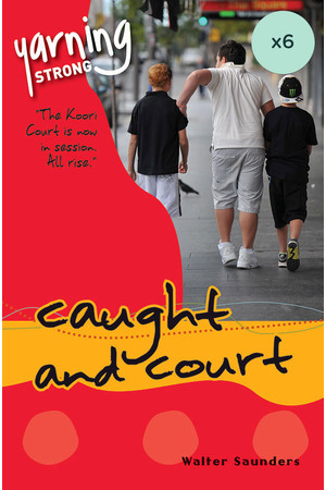 Yarning Strong - Law Module - Caught and Court (Pack of 6)