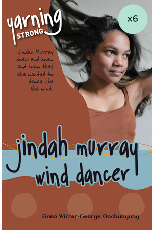 Yarning Strong - Identity Module - Jindah Murray Wind Dancer (Pack of 6)