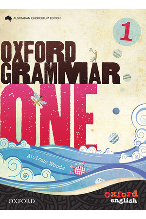 Oxford Grammar Australian Curriculum Edition - Year 1
