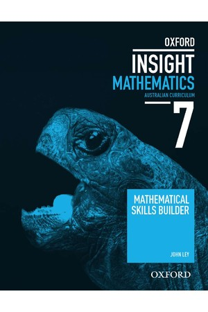Oxford Insight Mathematics AC for NSW: Year 7 - Mathematical Skills Builder
